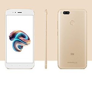 Xiaomi MI A1 (64GB, 4GB RAM) with Android One & Dual Cameras, 5.5