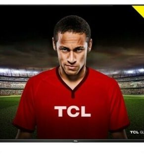 New TCL 4k - 55P6US - 55 (140cm) QUHD Android Smart TV 55 inch